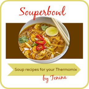 Come on, let's spoon! Souperbowl Thermomix #recipes by @tenina is seductive & slurpy...