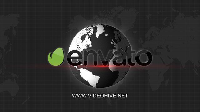 This logo project useful for your Intro, Web, Opening, Company, Corporate intro,etc… No third-party plugins needed.  Project available here: http://videohive.net/item/earth-logo-reveal-v2/8725006