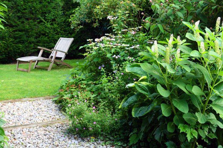in a Bavarian Garden, Passau region