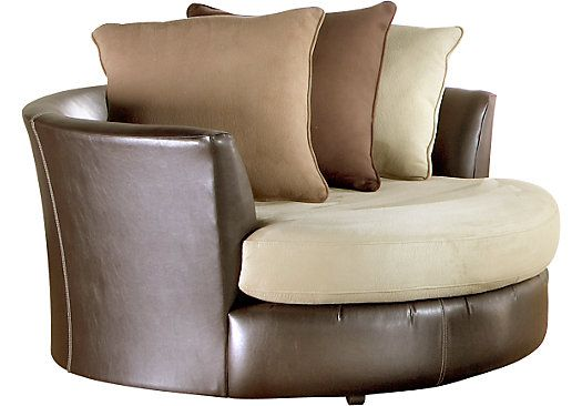 Shop For A Gregory Swivel Chair At Rooms To Go Find