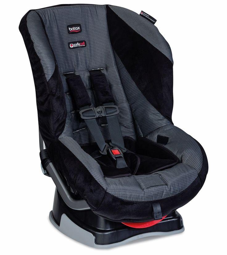When Can Babies Car Seat Face Forward In California