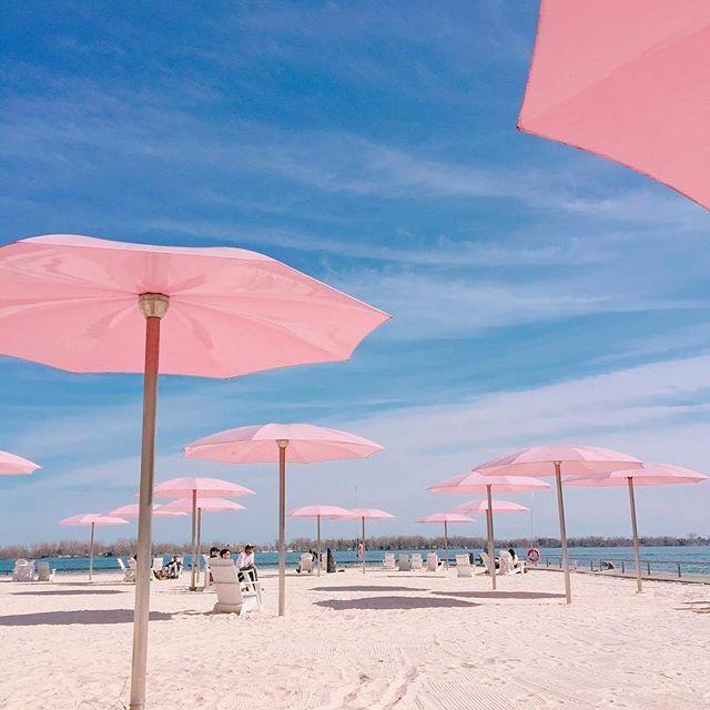 Sugar Beach, Toronto // pin curated by @seattlestravels for @explorecanada