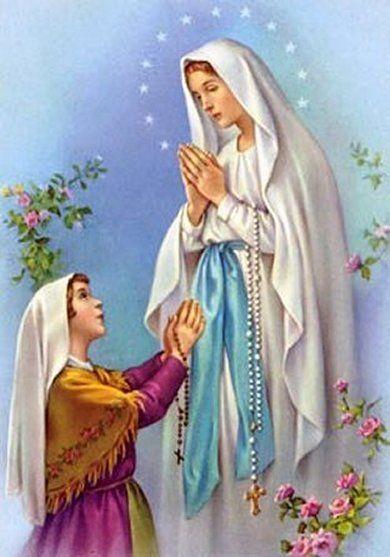 Santuario Lourdes