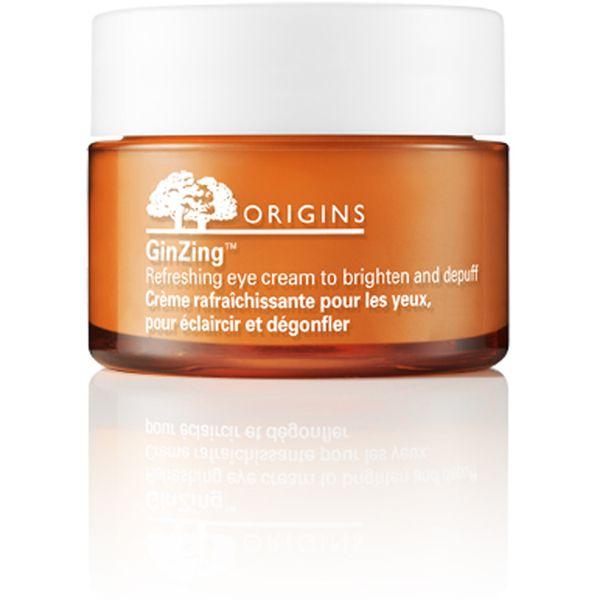 Origins GinZing,Creme refrescante para os olhos para iluminar e desinchar,15ml