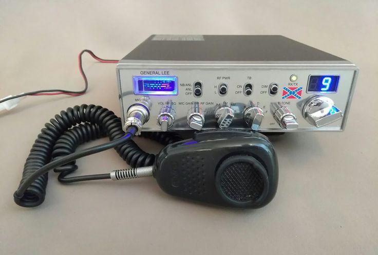 General Lee CB Radio 10 Meter Peaked and Tuned  Dukes of Hazard | Consumer Electronics, Radio Communication, CB Radios | eBay!