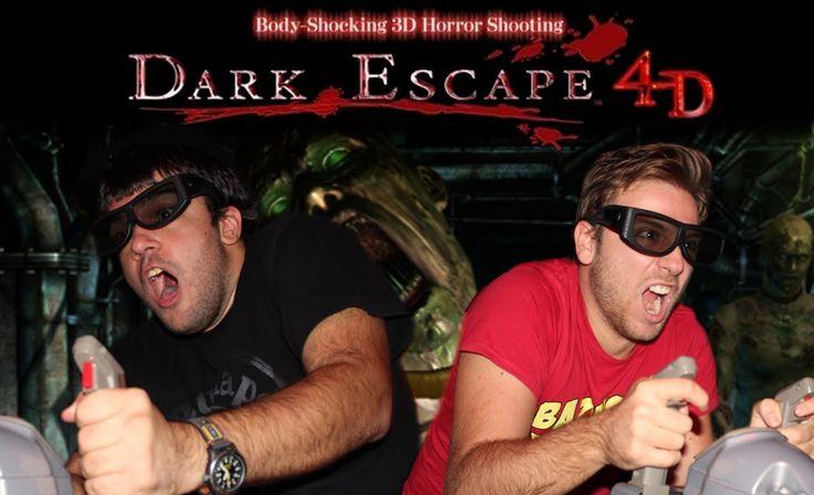 Dark Escape 4D - Giochi Arcade di Mezzanotte [FULL RUN]