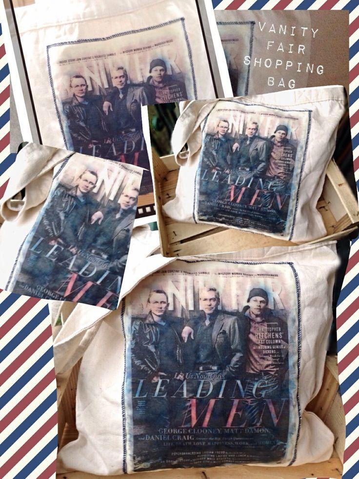 Vanity Fair shopping bag