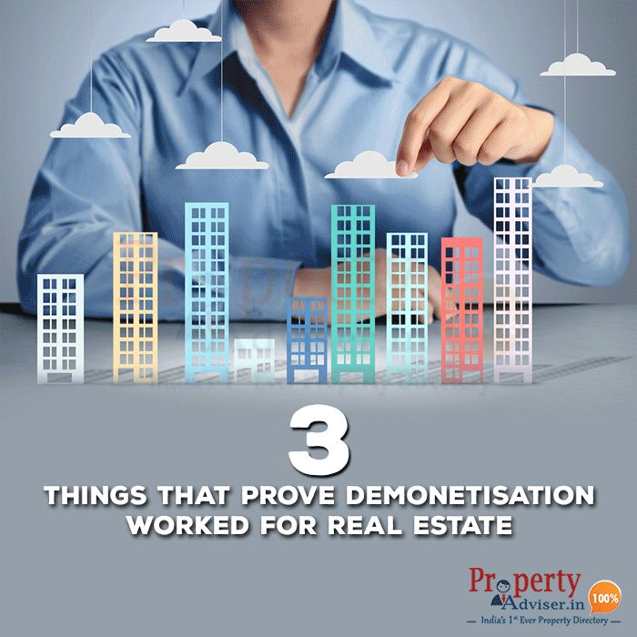 Brought Structure  Demonetisation and other regulatory and legislative reforms in India such as RERA, Benami Transactions (Prohibition) Amendment Act and GST have helped in structured development of the Real Estate Sector in the last one year. The immediate impact of these has been a significant rise in investment in real estate from PE and FIIs.  Curb on Cash  Owing to the ban on dealing in cash transactions over Rs 2 lakh, evidence suggests that transactions in black money has also come…