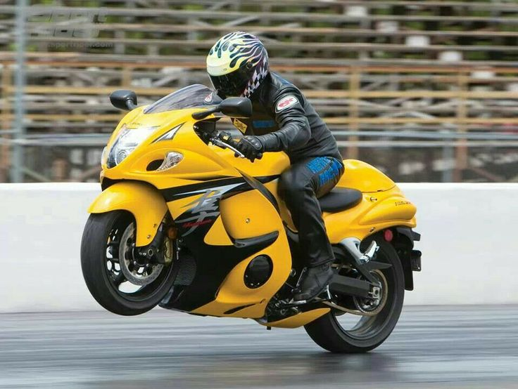 Motorcycles, Bikers And