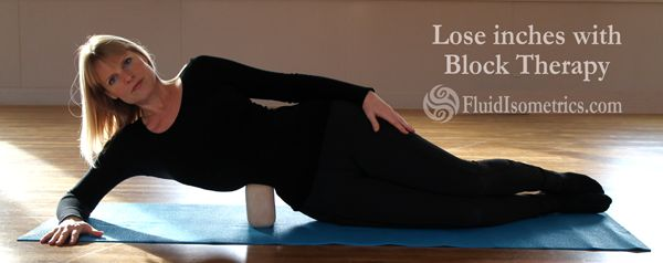 How to Lose Weight & Inches with Block Therapy Block Therapy helps you lose inches by melting through the frozen fascia. Get that hourglass figure you've always wanted.  Click the link to learn how  http://www.fluidisometrics.com/how-to-lose-weight/