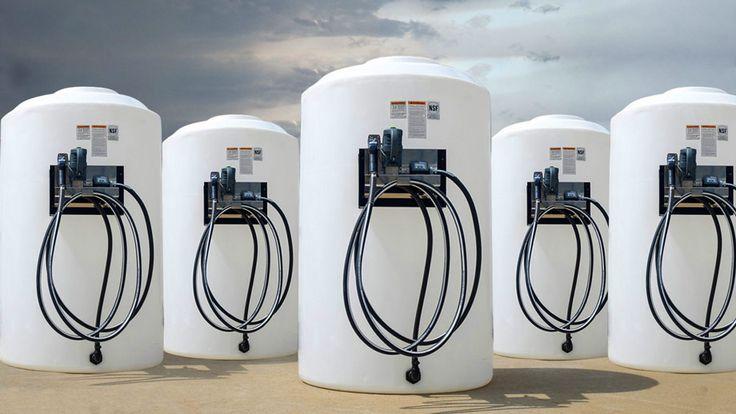 Economy Diesel Exhaust Fluid Tank