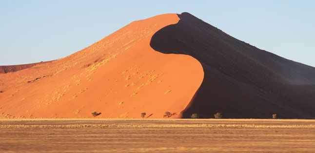 Our Recent Travels - Namibia: Dune 45