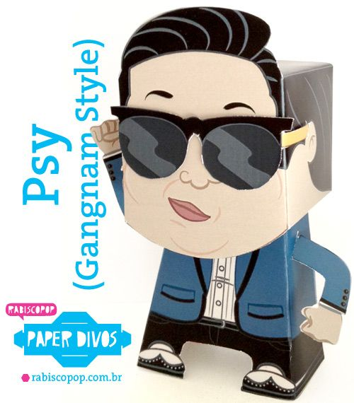 the attractiveness for psy gangnam type essay