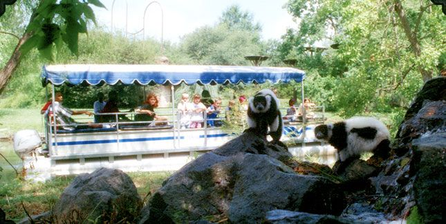 Zoo Cruise At The Louisiana Purchase Gardens And Zoo In Monroe Louisiana Discover Monroe West