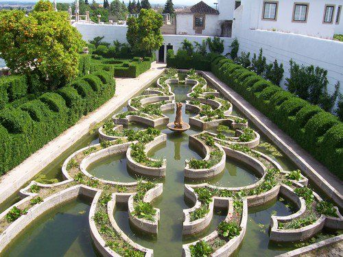 Jardim do Paço, Castelo Branco.