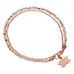 I love this 18 carat rose gold vermeil rainbow moonstone friendship bracelet from astleyclarke.com