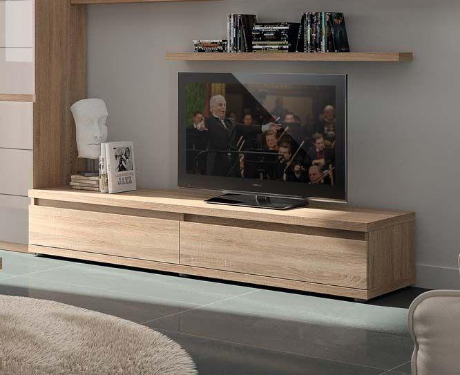 Les Meilleures Idées De La Catégorie Meuble Tv Chene Clair Sur - Sofamobili meuble tv pour idees de deco de cuisine