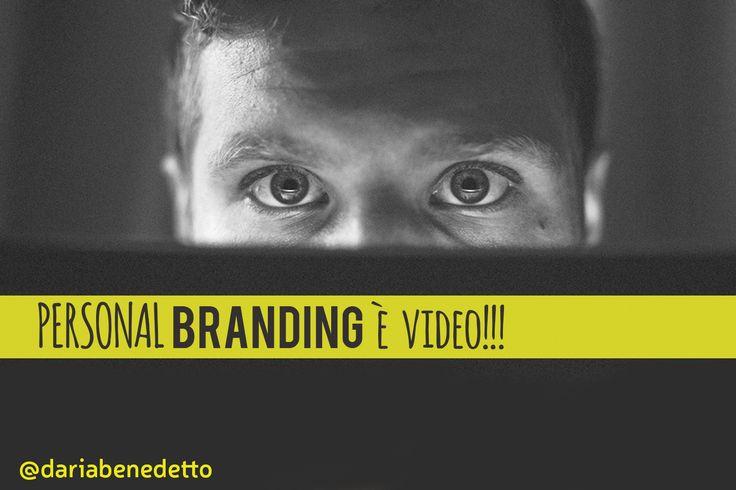 Personal Branding è video