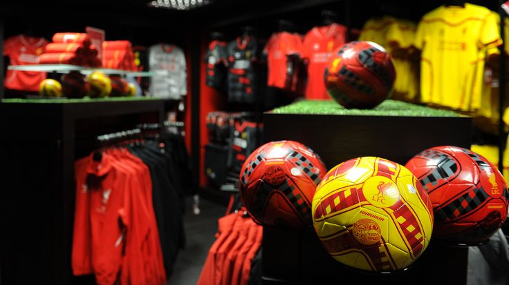 Official Liverpool FC Store Dublin