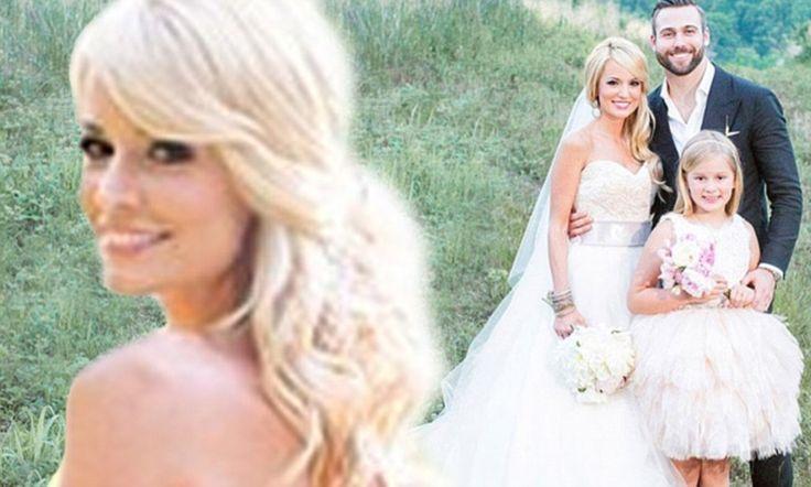 :-) class johnson beautiful bride
