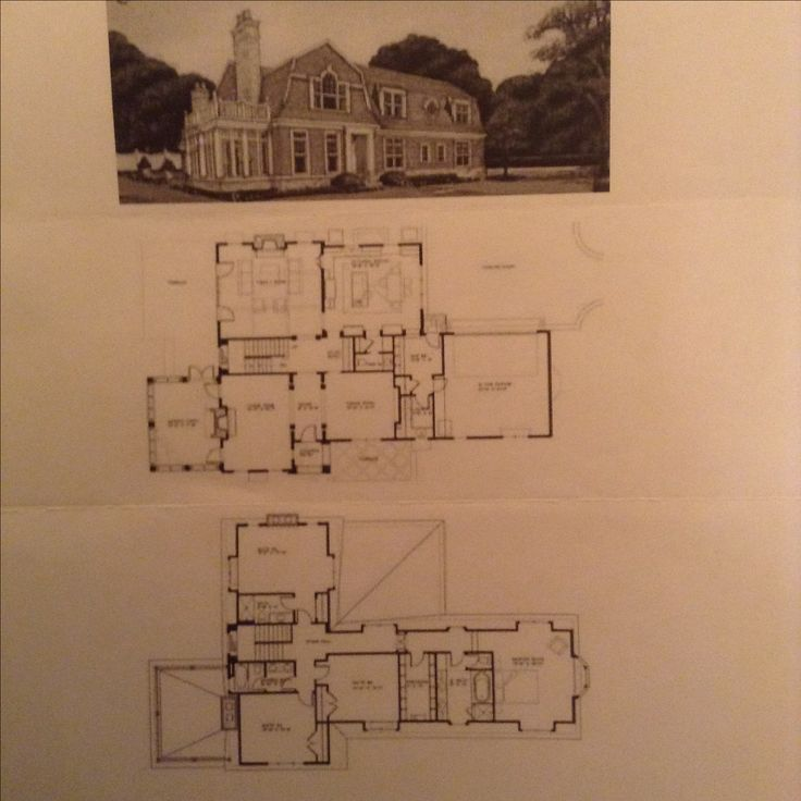 975 best images about architectural elevations plans on for Shore house plans