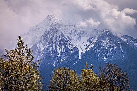 Art Calapatia - Mount Cheam, Chilliwack, BC