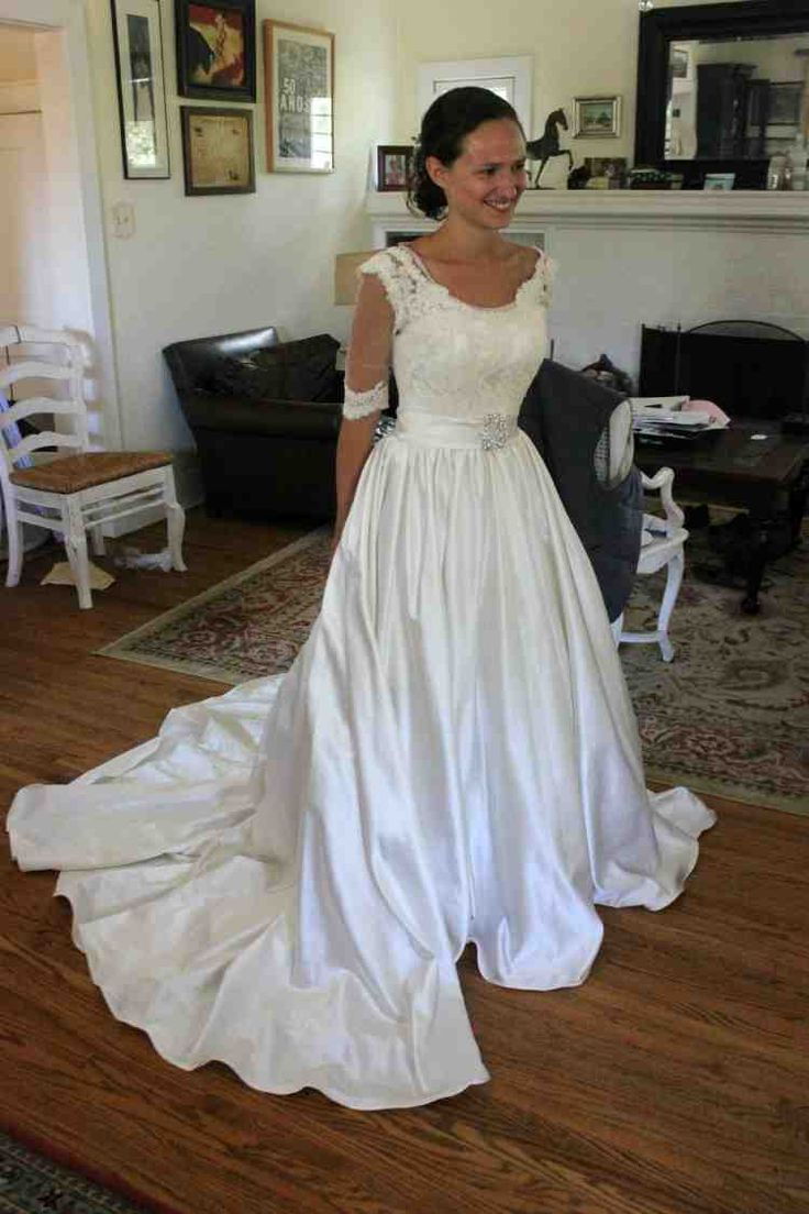 61 besten lace wedding dress Bilder auf Pinterest | Hochzeitskleider ...
