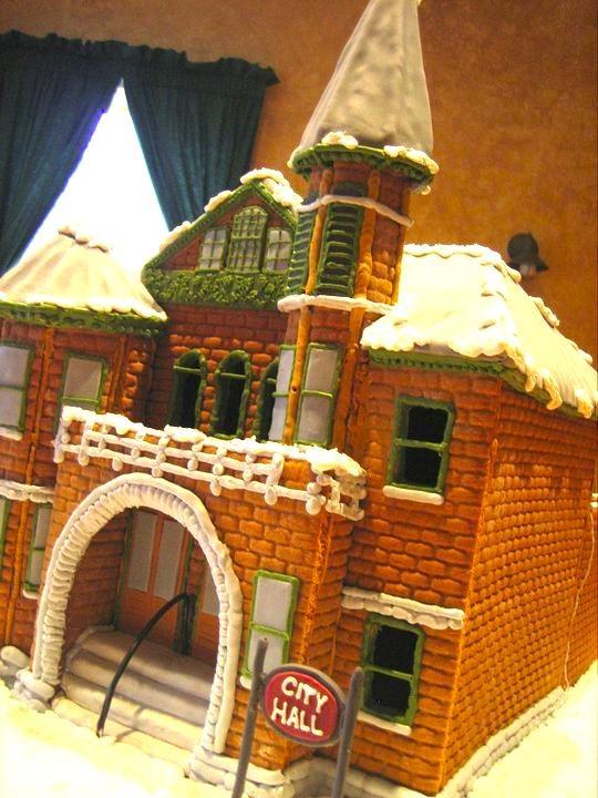 """St Albans, VT Town Hall"" by Yvonne E. (Landmark)City Hall St.Albans, Vermont"