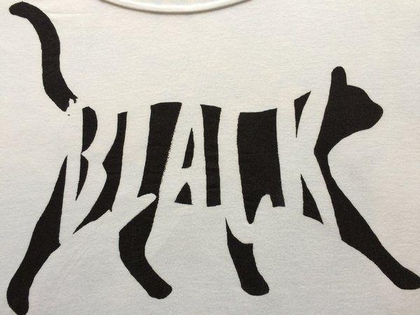 Black cat font  #blackcat  via @Hcat7H