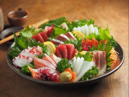 パックの刺身、簡単に豪華な皿盛りにする方法 | ライフ | マイナビニュース