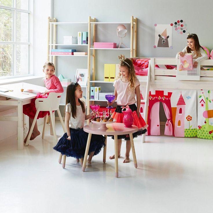 Flexa Kindertisch PLAY in rosa online kaufen