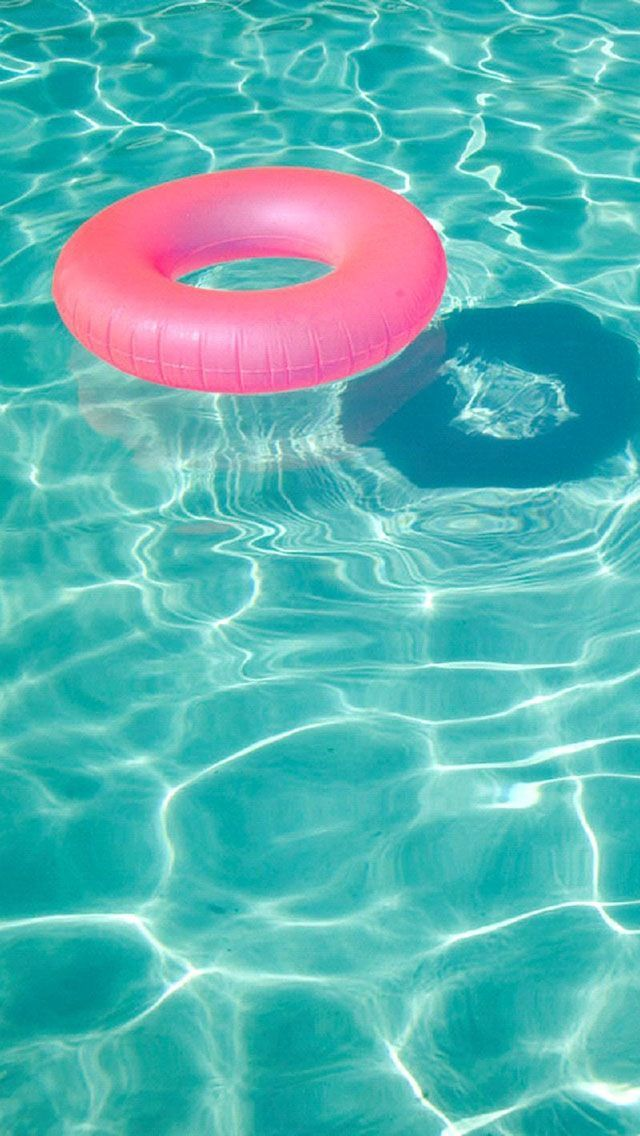 Pool iphone 5 wallpaper found on pnterest to the summer pool topic