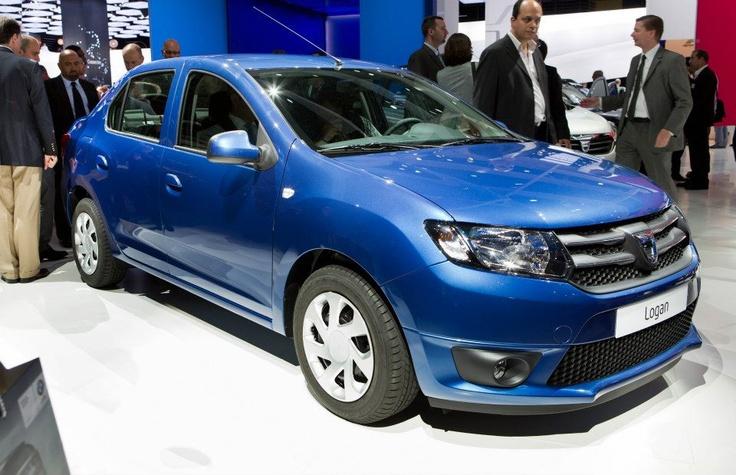 Noua Dacia Logan, lansată la Salonul Auto de la Paris!