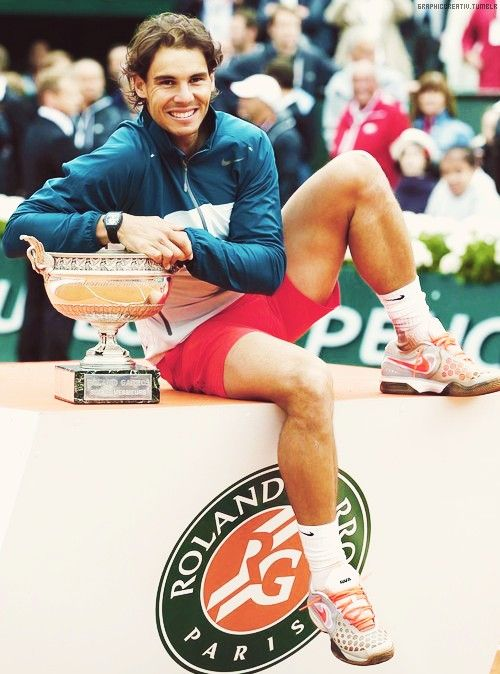 Rafael Nadal, King of the French Open ~ 2013