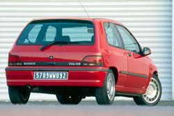 RENAULT CLIO 16S (1991-1996) - GUIDE OCCASION