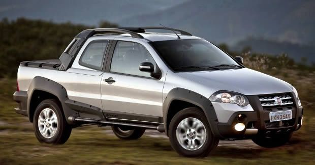 Nova Fiat Strada Adventure Cabine Dupla