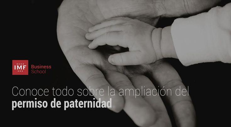 La ampliación a 4 semanas del permiso de paternidad prevista ya hace casi 10 años por la Ley del 2007 de igualdad efectiva.