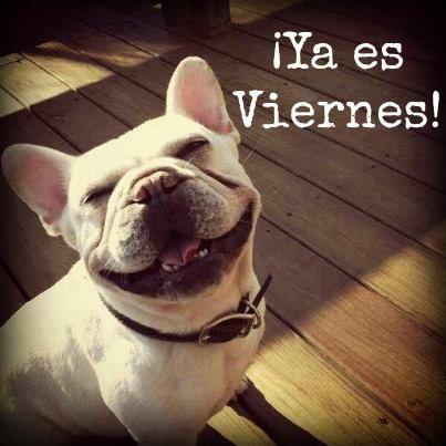 ¡Ya es #Viernes! #Citas #Frases @Candidman