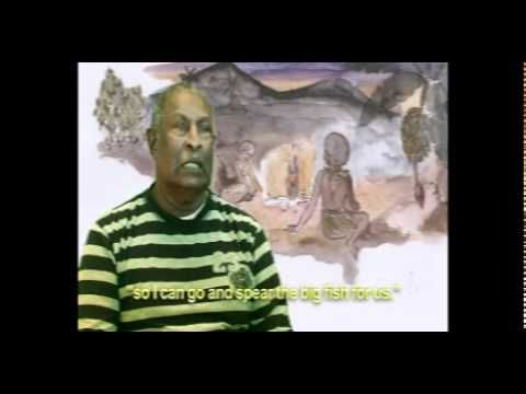 The story of Atmer and Gelam told by Elimo Tapim - YouTube