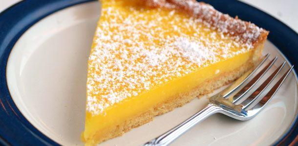 river cottage to core lemon tart