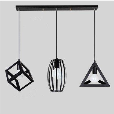 Illuminazione minimalista personalitš€ creativa luci salotto moderno, lampadari in ferro battuto stile industriale lampada bar ristorante lampadario tre Moda Lampadario http://www.amazon.it/dp/B017SCA53O/ref=cm_sw_r_pi_dp_ltVWwb0A4RSMZ