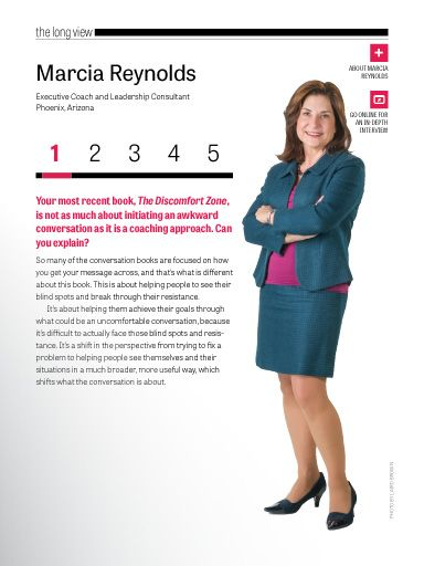"I saw this in ""Marcia Reynolds"" in TD magazine March 2015."