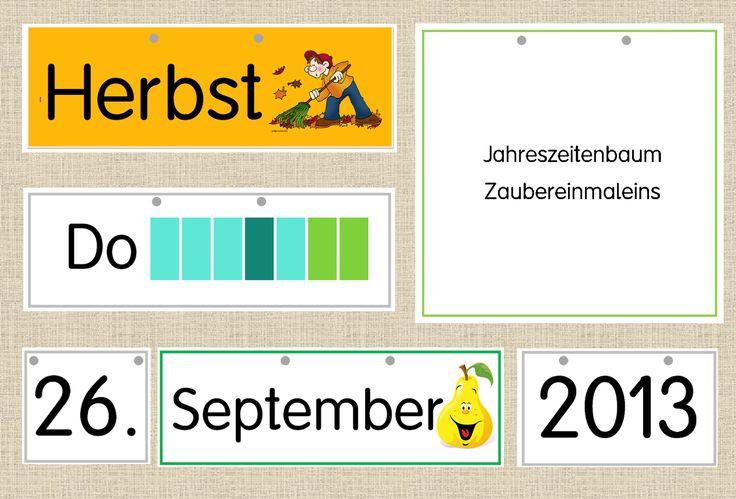 Im Studium habe ich auch schon viel am PC gebastelt und diesen Kalender erstellt. Weil ich per Mail danach gefragt wurde (er spitzt auf dem ...