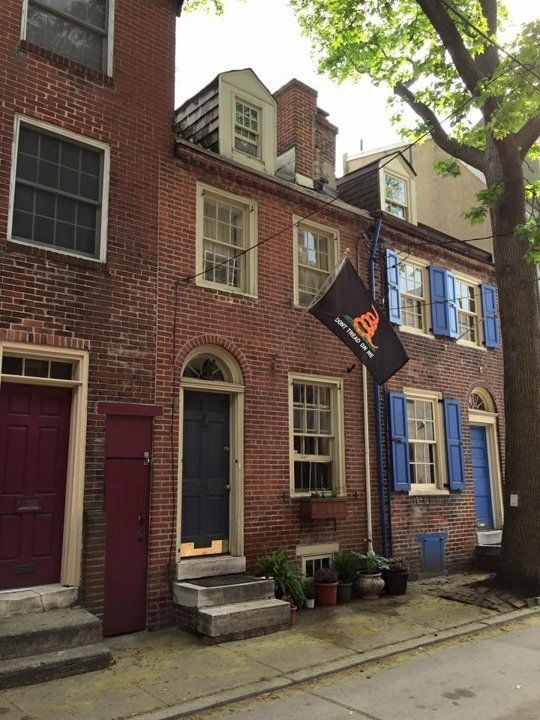 1000 Images About Philadelphia Trinity Houses On