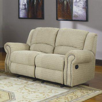Woodbridge Home Designs Quinn Double Rocker Reclining Loveseat. 85 best Furniture images on Pinterest