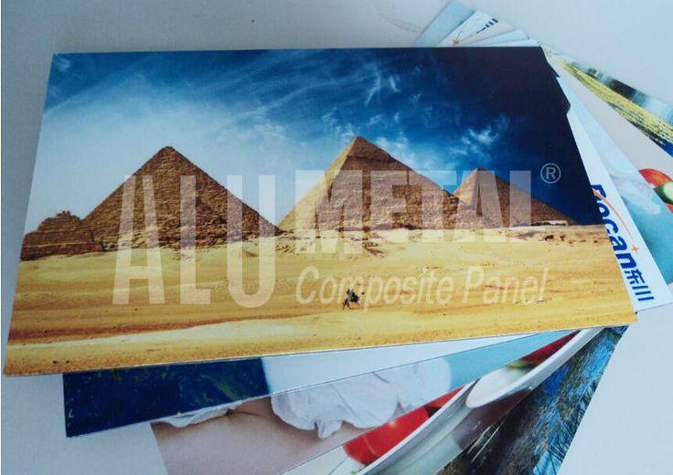 Europe Market Sign Boards Aluminum Composite Material