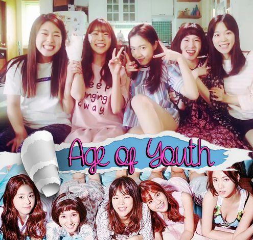 Mundo da Móguih #AgeofYouth https://mundodamoguih.blogspot.com.br/2016/10/age-of-youth.html #Doramas #korean #series #blog #juventude <3
