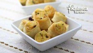 Patatesli Minik Çıtır Börek Tarifi