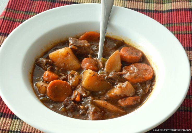 The ULTIMATE Crockpot Beef Stew | Recipe | Stew, Crockpot ...