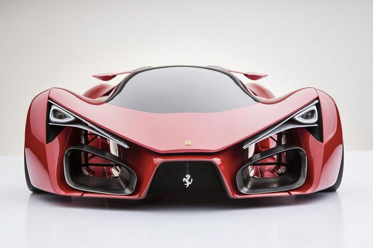 Ferrari F80 Supercar Concept by Adriano Raeli x 900PS.c  mrgoodlife